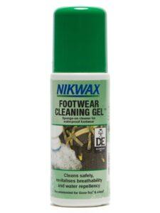Nikwax footwear cleaning gel voor golfschoenen