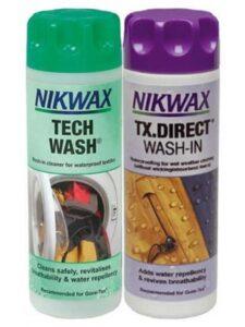 Nikwax Tech Wash + TX.Direct Wash-In
