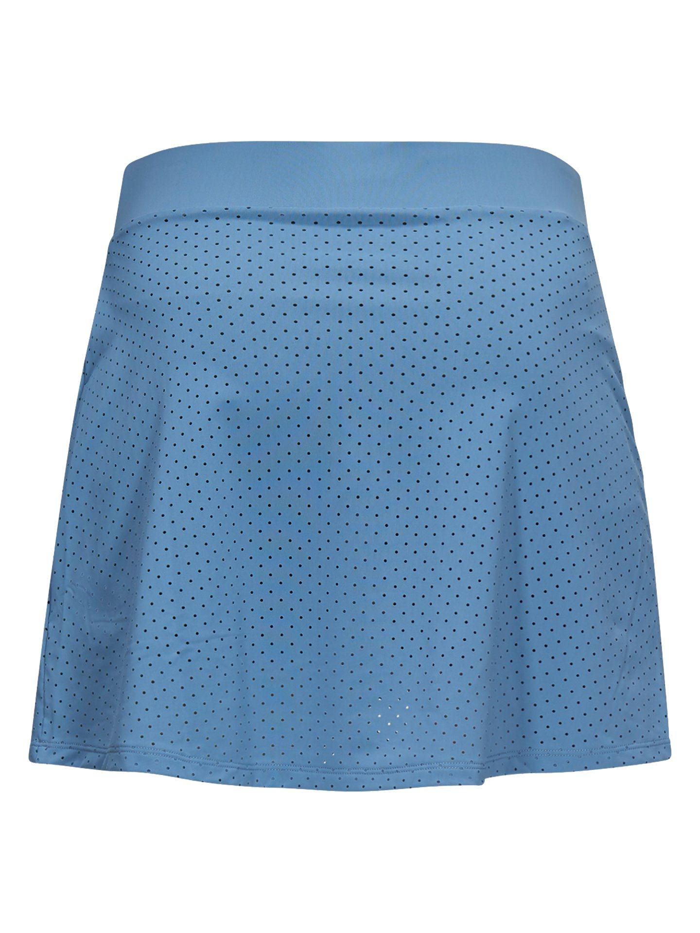 Peak Performance dames golfrokje Trinity blauw