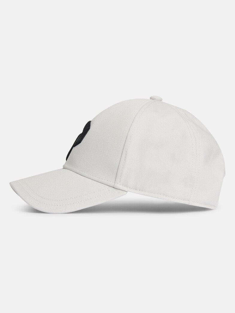 Peak Performance unisex golfcap Retro antartica wit