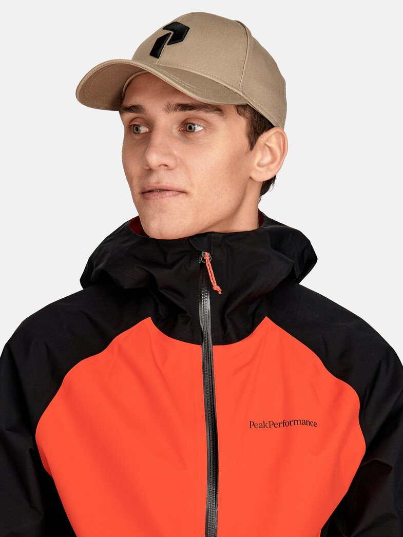 Peak Performance unisex golfcap Retro beige