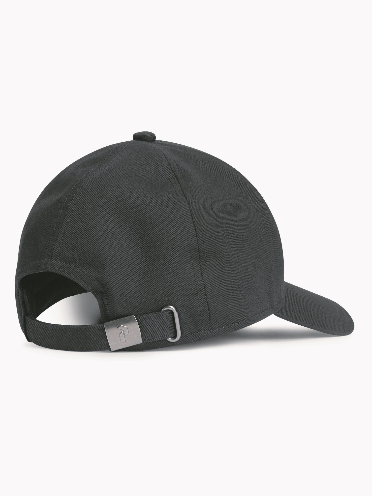 Peak Performance unisex golfcap Retro zwart