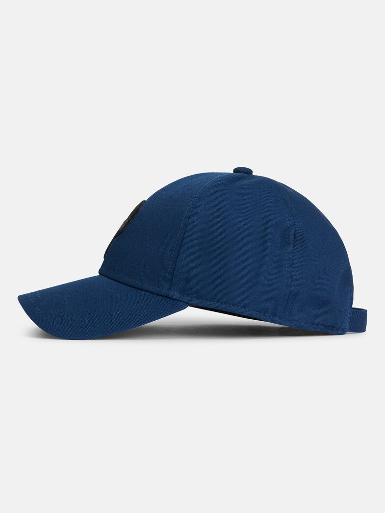 Peak Performance unisex golfcap Retro navy