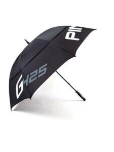 Ping golfparaplu Tour double canopy G425 zwart 68
