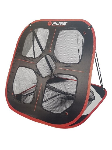 Pure 2 Improve golfoefennet Pop-Up Chipping net