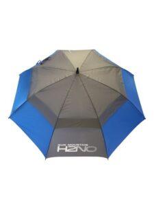 Sun Mountain golfparaplu H2NO blauw-grijs