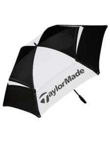 TaylorMade golfparaplu Double Canopy 68