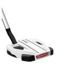 TaylorMade putter Spider EX Ghost White Flow Neck