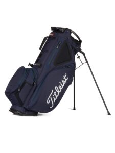 Titleist golftas Hybrid 14 StaDry Stand Bag donkerblauw