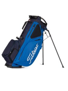 Titleist golftas Hybrid 14 StaDry Stand Bag royal-navy