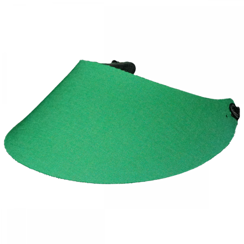 Golfers Point Visor Miracle met krul-elastiek