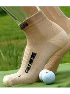 X-socks heren golfsokken Air Step beige