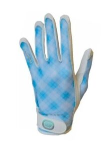 Zoom dames golfhandschoen Sun lichtblauw