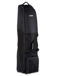BagBoy golfreistas Travel Cover T-650 met wielen zwart-grijs