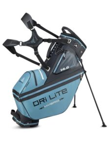 Big Max golftas DI LITE Hybrid Tour Stand Bag bluestone-black