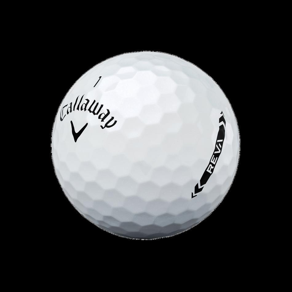 Callaway golfballen REVA wit