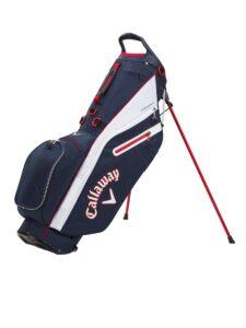 Callaway golftas Fairway C Stand Bag navy-rood