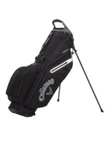 Callaway golftas Fairway C Stand Bag zilver-zwart
