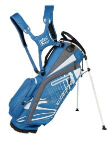 Cobra golftas Ultralight Stand Bag blauw sapphire