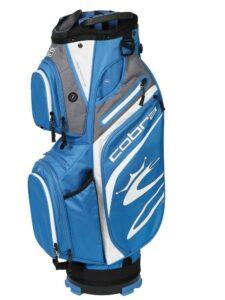 Cobra golftas Ultralight Cart Bag blauw sapphire
