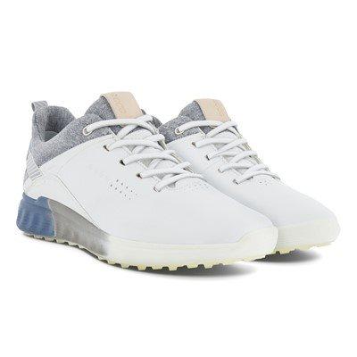 Ecco dames golfschoenen S-Three wit-mirage