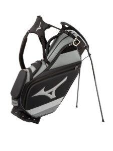 Mizuno golftas Tour Stand Bag zwart-grijs