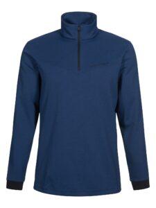 Peak Performance heren golfsweater Chase blauw