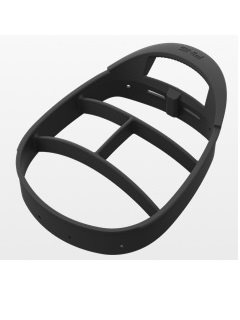 Ping golftas Hoofer Lite Stand Bag zwart-wit Logo