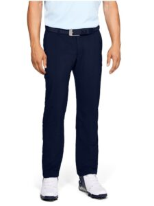 Under Armour heren golfpantalon Performance Slim Taper donkerblauw