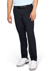 Under Armour heren golfpantalon Performance Slim Taper zwart