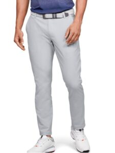 Under Armour heren golfpantalon Performance Slim Taper grijs