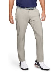 Under Armour heren golfpantalon Performance Slim Taper khaki
