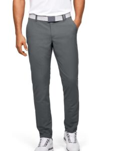 Under Armour heren golfpantalon Performance Slim Taper donkergrijs