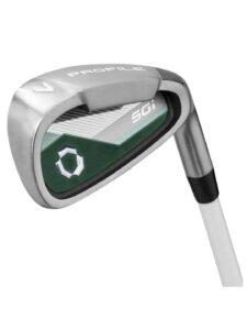Wilson Staff dames golfset SGI graphite 5-PW SW