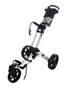 Fastfold golftrolley Flex 360 wit