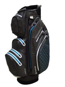 Fastfold golftas Hurricane WP Cart Bag grijs