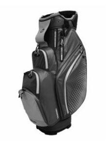 Fastfold golftas Storm WP Cart Bag grijs