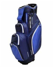 Fastfold golftas Storm WP Cart Bag navy-blauw