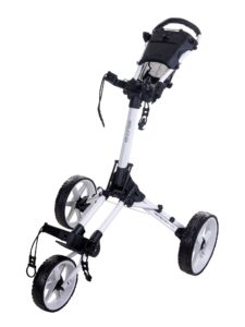 Fastfold golftrolley Square wit