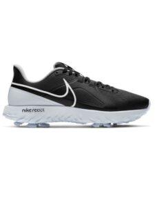 Nike unisex golfschoenen React Infinity Pro zwart-wit-zilver
