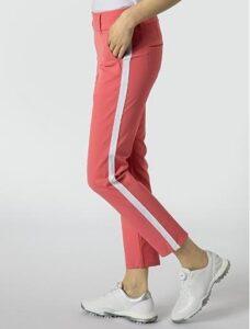 Alberto dames golfpantalon Lucy 7/8 3xDry roze