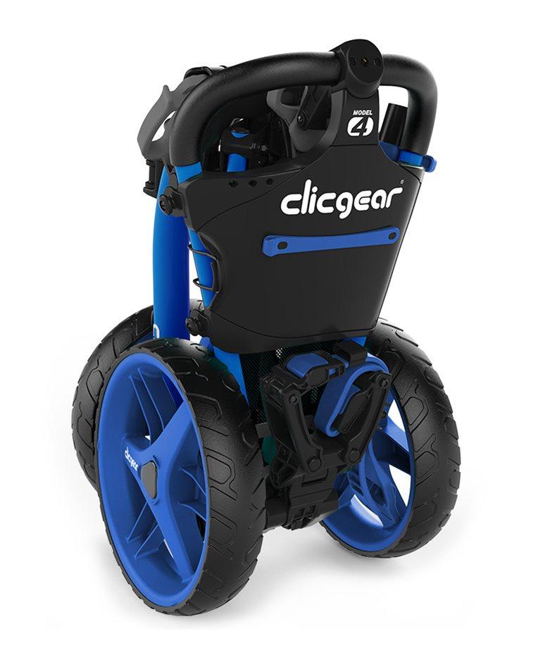 Clicgear golftrolley 4.0 mat blauw