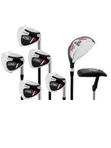 Skymax heren 1/2 golfset S1 graphite + stand bag