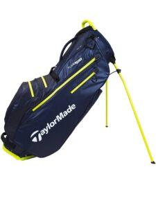 TaylorMade golftas Flextech Waterproof Stand Bag navy
