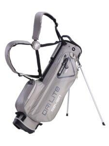 Big Max golftas Dri Lite 7 Stand Bag zandkleurig