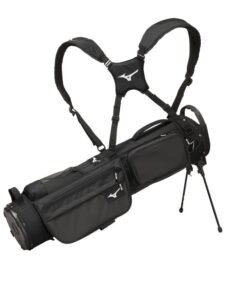 Mizuno golftas BR-D2 Stand Bag zwart