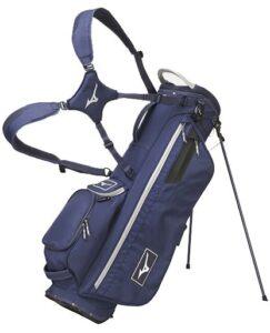 Mizuno golftas BR-D3 Stand Bag navy-grijs