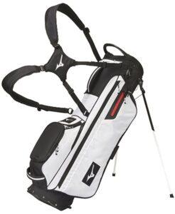 Mizuno golftas BR-D3 Stand Bag zwart-wit