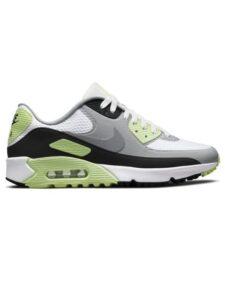 Nike unisex golfschoenen Air Max 90 G grijs-lime