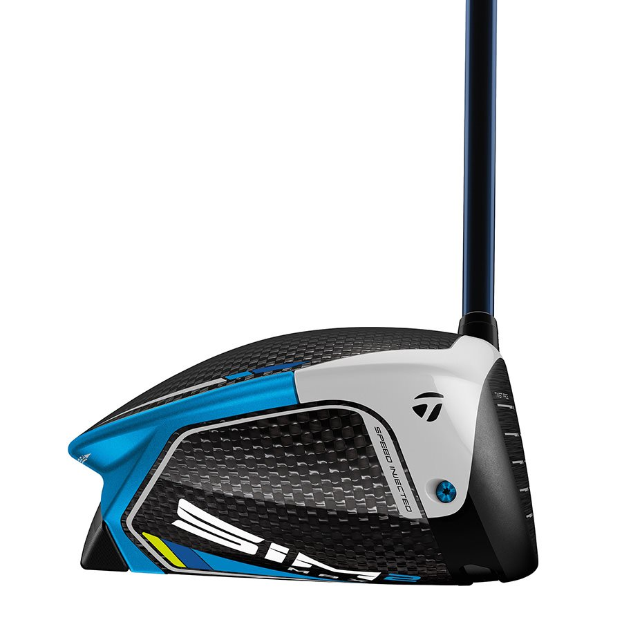 TaylorMade heren driver SIM2 MAX Evenflow Riptide
